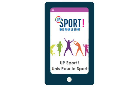 up sport ionic